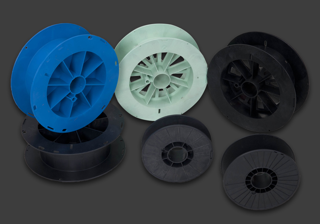 Mossberg Industries filament spools