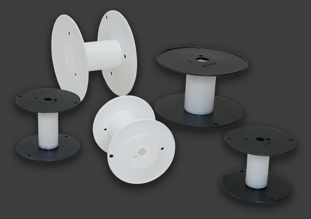 Mossberg Industries filament spools